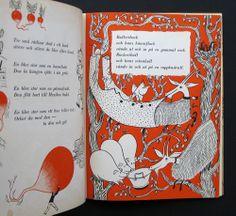 1947 Stig Lindberg Illustrated Childrens Book Stig Lindberg, Midcentury Modern, Childrens Books, Modern Art, Mid Century, Artists, Illustration, Inspiration, Design