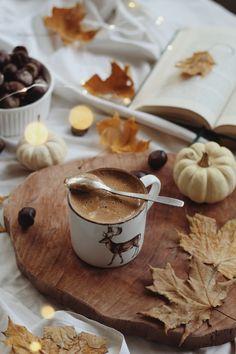 Autumn Flatlay, Tableware, Kitchen, Instagram, Dinnerware, Cooking, Tablewares, Kitchens, Dishes