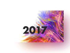 Happy 2017! by Eddie Lobanovskiy