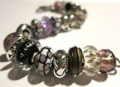 Limited edition Trollbeads Mothering Beads for 2014... bracelet design by Tartooful