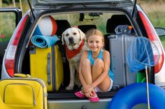 Tips for a Safe Vacation with Pets from Petplan Pet Insurance Veterinary Advisory Board member Dr. Personal Insurance, Pet Insurance, Trailer Insurance, Go Camping, Camping Hacks, Camping Checklist, Family Camping, Car Travel, Travel Tips