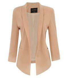 blazer feminino comprido de bico