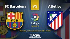 La previa del partido: FC Barcelona vs Atlético de Madrid
