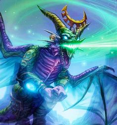 Ysera - Hearthstone: Heroes of Warcraft Wiki