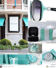 Tiffany and Co. If I had all the mu-lahh in the world!