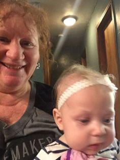 Thanksgivings Grama and Granddaughter Octavia Thanksgivings 2016