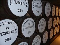 Whisky Penderyn (Pays de Galles) : Les fûts qui donnent les saveurs et la couleur