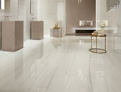 Minoli Tiles - Preview 2017 - Another brilliant outstanding 2017 Preview for a white #marblelook #porcelaintile. With a hint of ivory background, Marvel Bianco Dolomite by Minoli will give character and charm to your house. Tiles: Marvel Bianco Dolomite Lappato 75/150 cm - https://www.minoli.co.uk/tiles/marvel-bianco-dolomite/ - #Minoli #minolitiles #porcelain #tile #tiles #porcelaintiles #marbleeffect #marvel #bianco #dolomite #biancodolomite #lappato #2017preview #homedecor #interiordesign