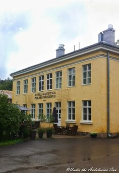 A romantic mini-break at Fiskars Wärdshus
