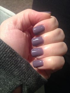 Mixed shellac Lilac Longing with Asphalt
