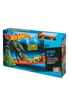 Mattel 'Hot Wheels® - Spider Slam™' Play Set