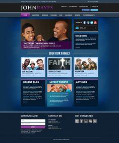 Non profit organization websites