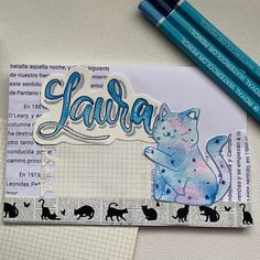 Snail Mail Pen Pals, Mail Ideas, Bullet Journal, Notes, Instagram, Manualidades, Report Cards, Notebook
