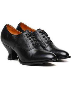Oak Tree Farms Jane Fashion Shoes $165.00 AT vintagedancer.com
