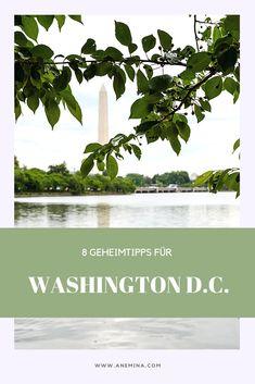 8 Tipps für Washington D.C. von Reiseprofis - die schönsten Orte von U-Street bis National Mall. Washington Dc, Mall, Herbs, Travel, Hush Hush, Beautiful Places, Viajes, Tips, Nice Asses