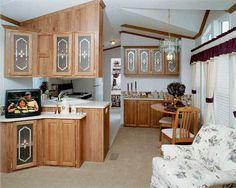 Park Model Homes Interiors | Quailridge Park Model Interior