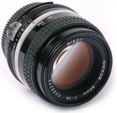 Nikkor 50mm f/1.4 AI-s