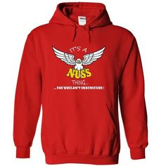 cool Its a Nuss Thing, You Wouldnt Understand !! Name, Hoodie, t shirt, hoodies Check more at http://9names.net/its-a-nuss-thing-you-wouldnt-understand-name-hoodie-t-shirt-hoodies-2/