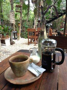 Casa Jaguar Tulum (restaurant)