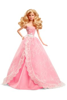 2015 Birthday Wishes® Barbie® Doll | The Barbie Collection