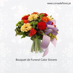 Bouquet de Funeral Calor Sincero  #BouquetFuneral #Flores #Funeral  http://ift.tt/22C9VuC