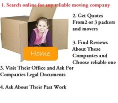 The packers and movers ensure that the items are transported hassle free by carrying out smooth shifting.