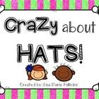 This pack includes 16 different styled hats that range from Star Student, Birthday, Super Improver and Goal Meeting hats (reading, math and general...