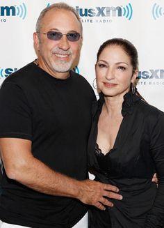 Gloria and Emilio Estefan
