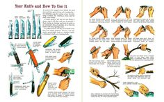 Golden Book of Camping & Camp Crafts | Camp Wandawega