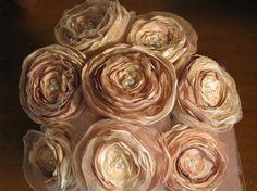 DIY flowers-Lavender and Ash: {tutorials i heart}