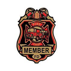 Fire Department Badges