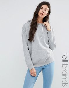 New Look Tall | New Look Tall Relaxed Hoodie at ASOS