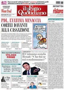 Il Fatto Quotidiano (01-08-13)