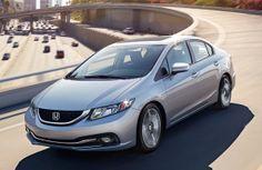 Four Honda Models Hold Retail Sales Leadership