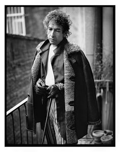 Bob Dylan by Mark Seliger