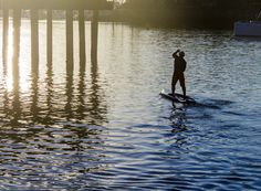 Perfecting Your Paddle Stroke with Thomas Maximus #oceanminded #sup