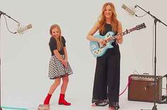 Lennon And Maisy Did A Perfect Cover Of Charli XCX Boom Clap