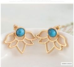 Now available Siberia - Retro L... with great discount! Check it out here. http://sophieandbear.com/products/designer-turquoise-ear-jackets?utm_campaign=social_autopilot&utm_source=pin&utm_medium=pin