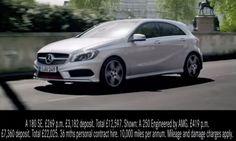 #MercedesBenz A-Class Ad http://www.benzinsider.com/2015/06/new-mercedes-benz-a-class-ad-released/