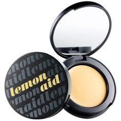 Corretivo Lemon-Aid, da Benefit: esconde manchas avermelhadas e ilumina o olhar
