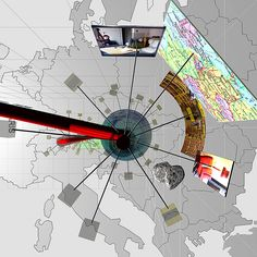 3d Infographic of vita by SOLID architecture - Lifescape