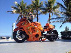 Suzuki Motorcycle, Motorcycle Types, Moto Bike, Custom Street Bikes, Custom Sport Bikes, Custom Hayabusa, Crotch Rockets, Suzuki Hayabusa, Sportbikes