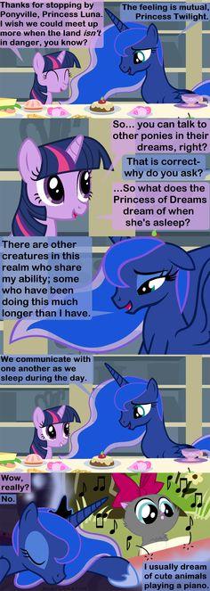 Princess of Dreams by Beavernator on DeviantArt
