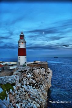#Lighthouse - #Faro de Gibraltar    http://dennisharper.lnf.com/