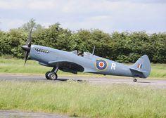 North Weald'Spitfire PRXI
