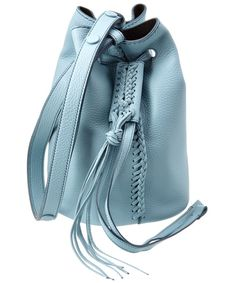 TOD's Gipsy Small Leather Bucket Bag