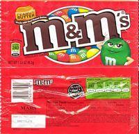Candy Wrapper Crafts Peanut M Ms