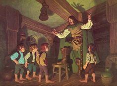 Risultati immagini per GIRSA lord of the rings personaggi scenari