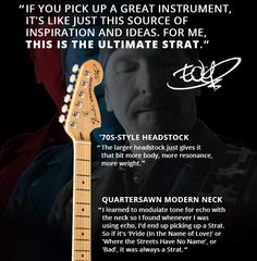 The Edge Signature Stratocaster