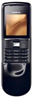 UNIVERSO NOKIA: Nokia 8800 Sirocco Edition